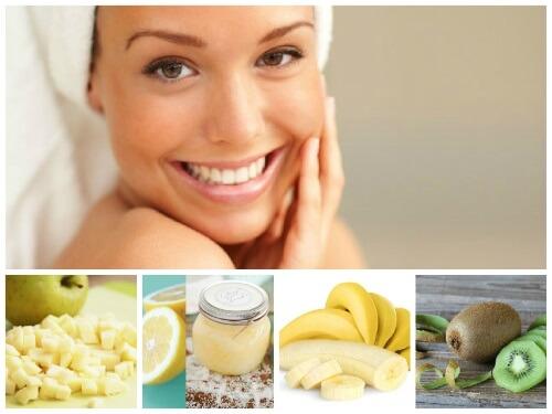 фруктовые пилинги для лица
