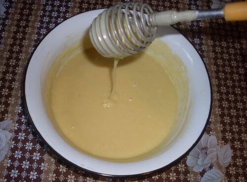 тесто для клубничного пирога