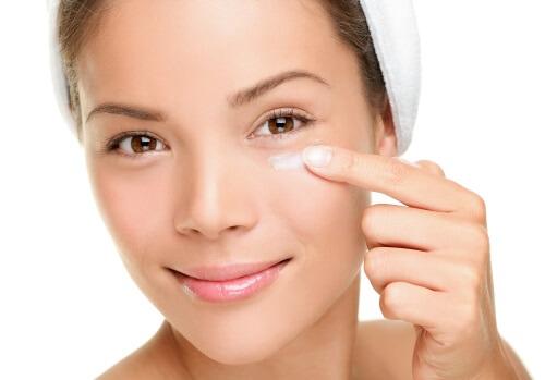 домашние лифтинг маски для кожи вокруг глаз