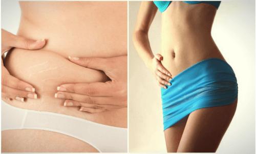 как похудеть и сохранить упругость кожи