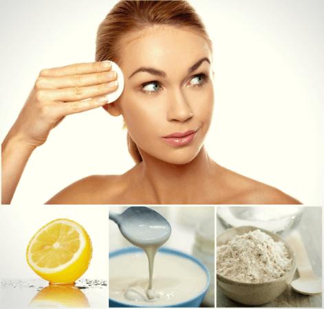 как бороться с жирным блеском на лице