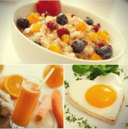 вкусные, полезные и быстрые завтраки