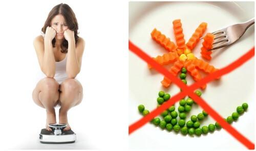худеем без изнурительных диет